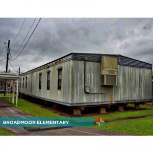 Temporary Classroom at Broadmoor Elementary